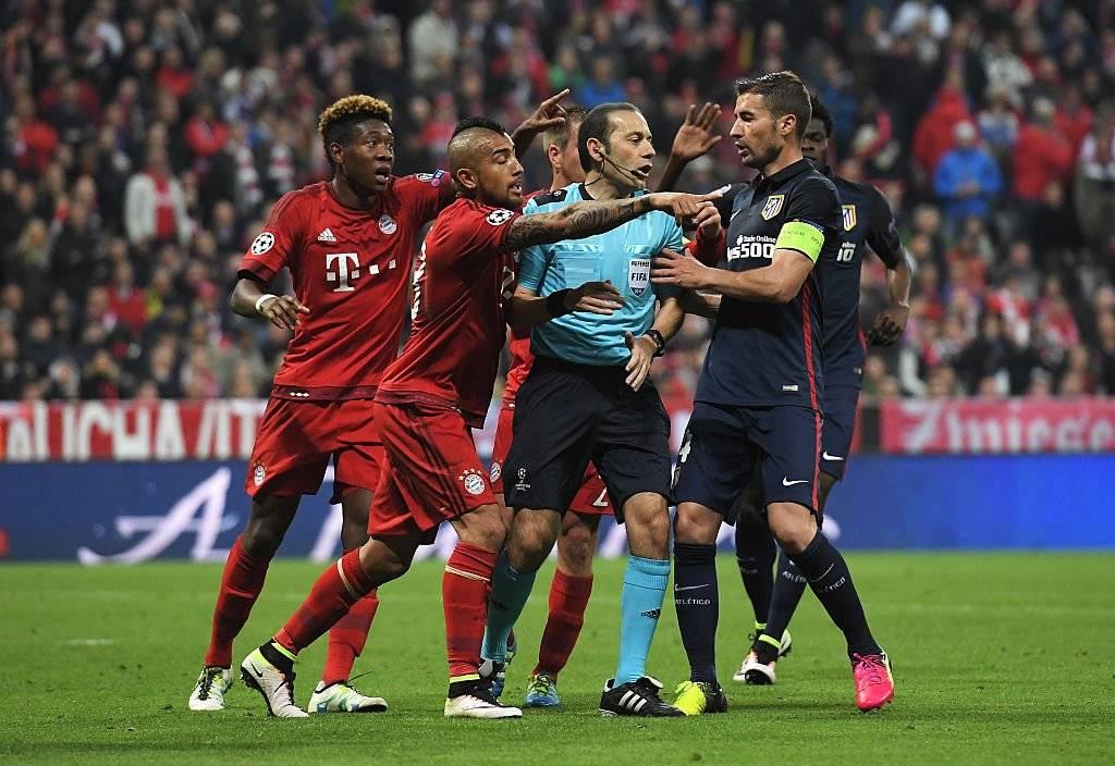 Arturo Vidal fue el fichaje más costoso de la era Guardiola en el Bayern / Foto: Getty Images