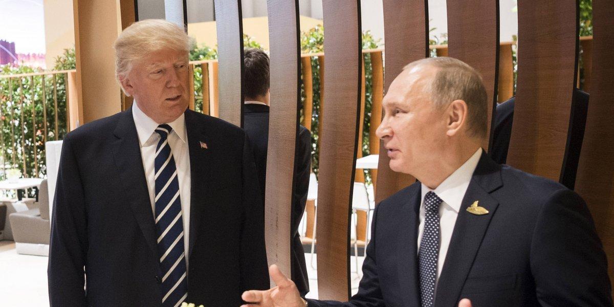 "Tras amenaza de Trump, Putin espera que ""impere el sentido común"""