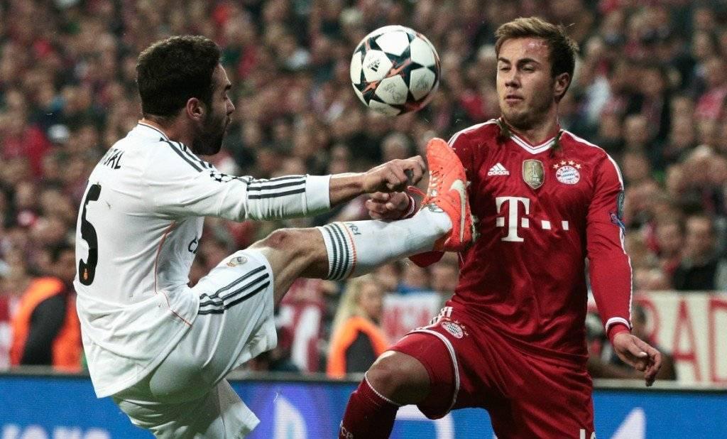 Mario Götze fue el primer gran fichaje de Pep en el Bayern / Foto: Getty Images