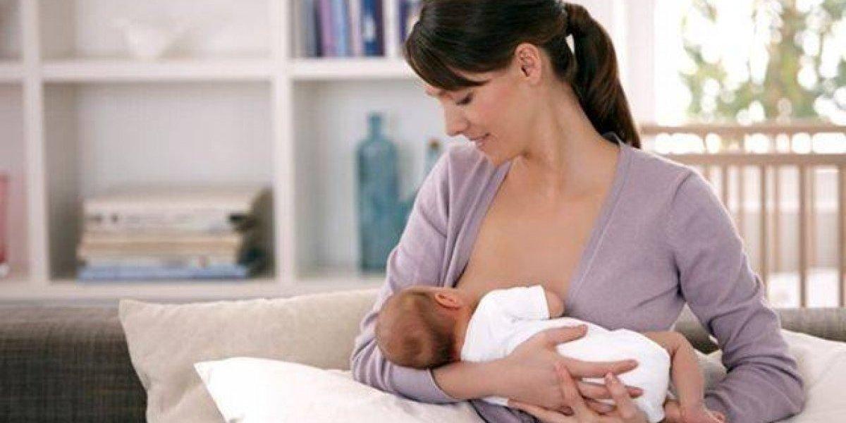 Nueva estrategia en favor de lactancia materna, que lucha por ganar adeptas