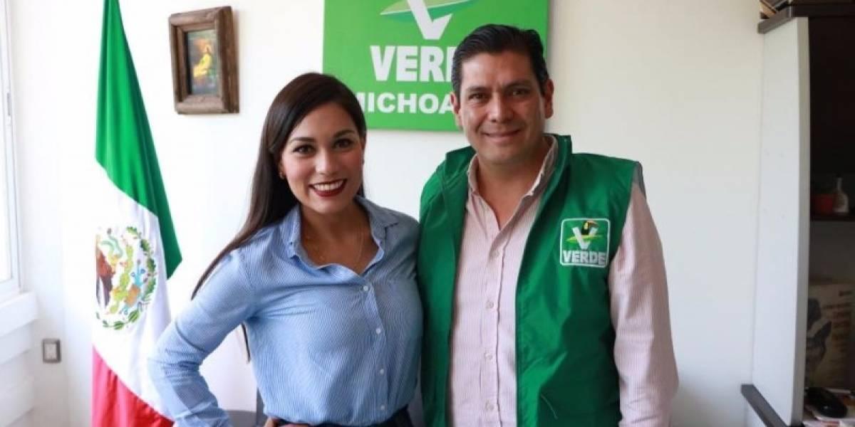 Hallan cadáver de candidata del Partido Verde en Michoacán