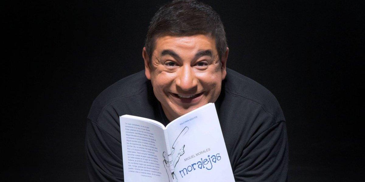 """Libro de Miguel Morales entre los """"best seller"""""""