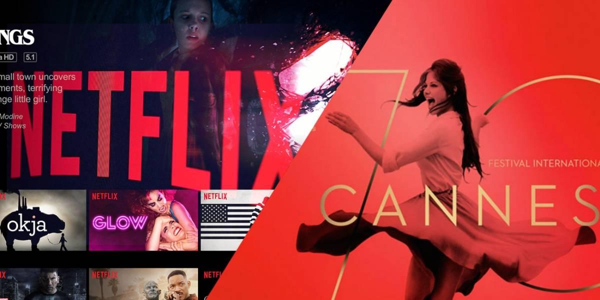 Netflix cumple sus amenazas y se retira del Festival de Cannes