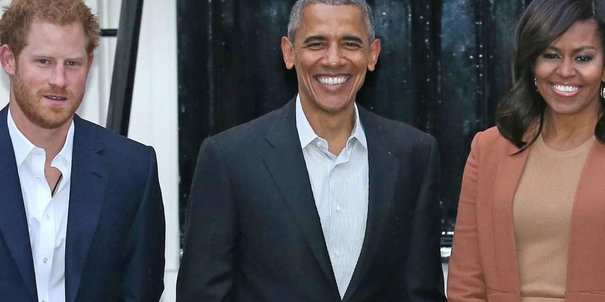 Entérate porqué los Obama no van a la boda del príncipe Enrique y Meghan Markle