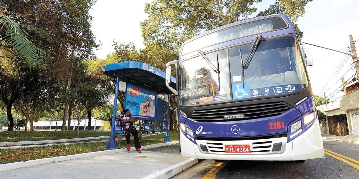 Linha de ônibus Selecta/Rudge Ramos, em São Bernardo, terá mudança de itinerário