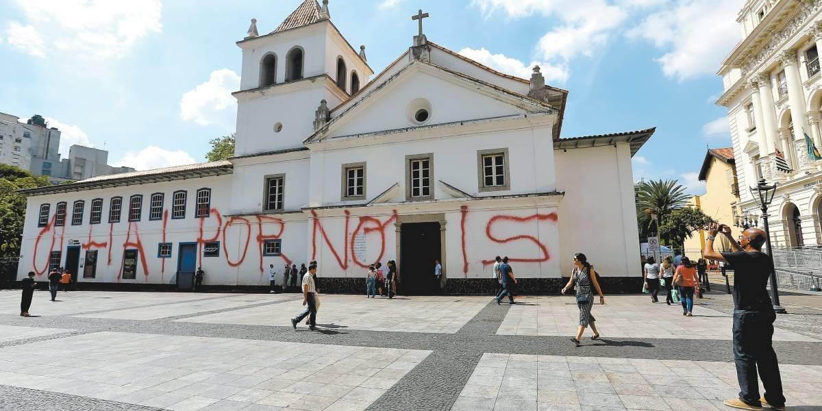 Pichadores vandalizaram prédios históricos para vender as fotos, diz polícia