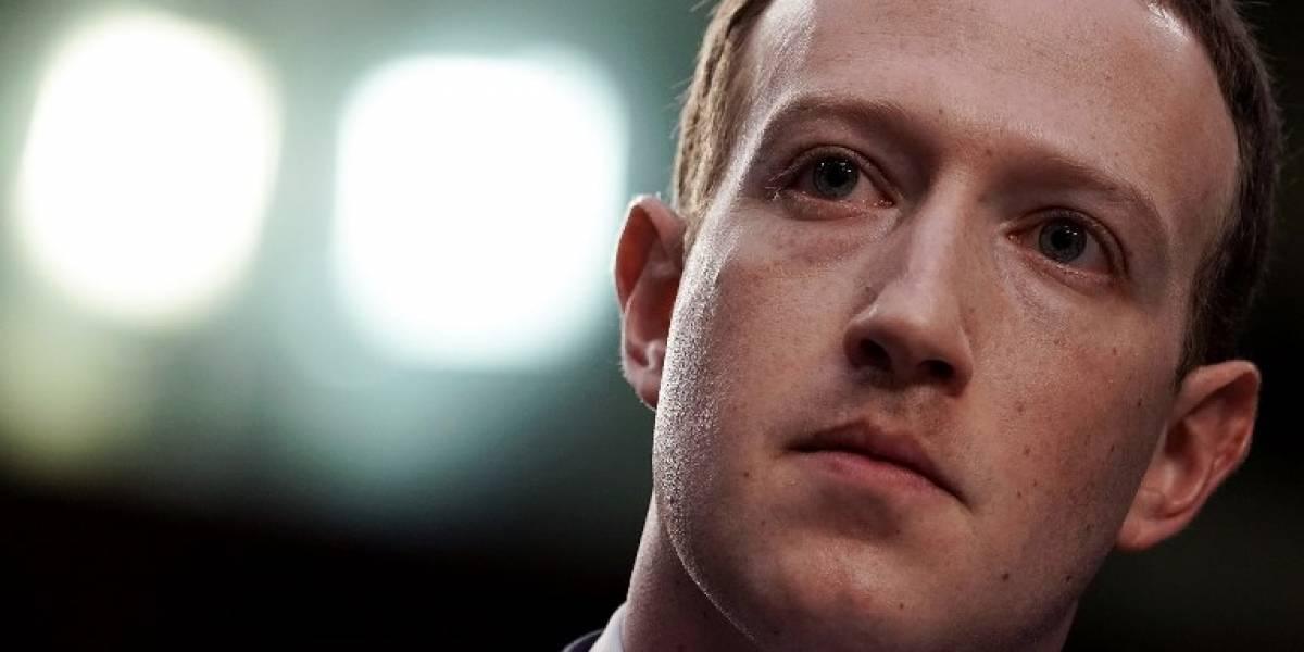 La más incómoda pregunta a Zuckerberg y que se negó a contestar