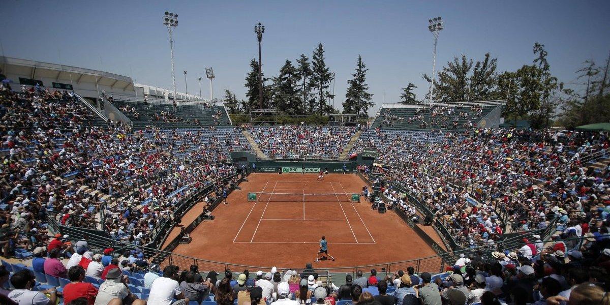 Chile no teme bajar al fondo de la Copa Davis por creación de nueva Federación de Tenis