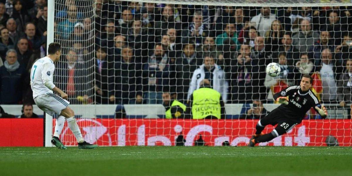 Real Madrid elimina a Juventus con penal polémico