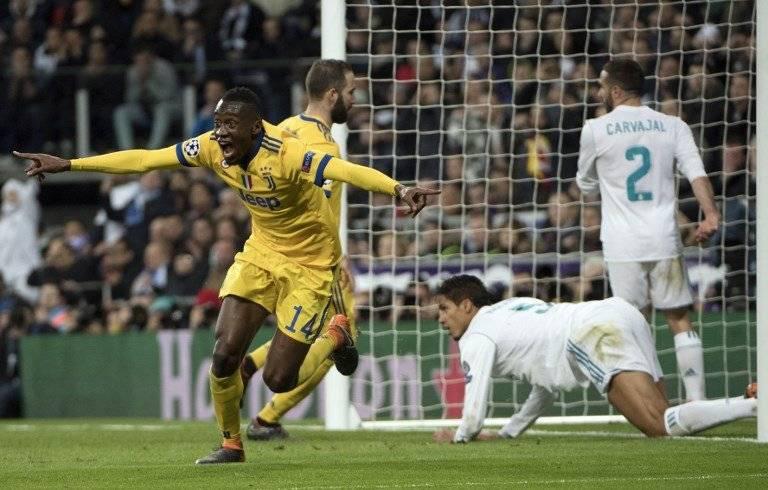 Gol de Blaise Matuidi contra el Real Madrid