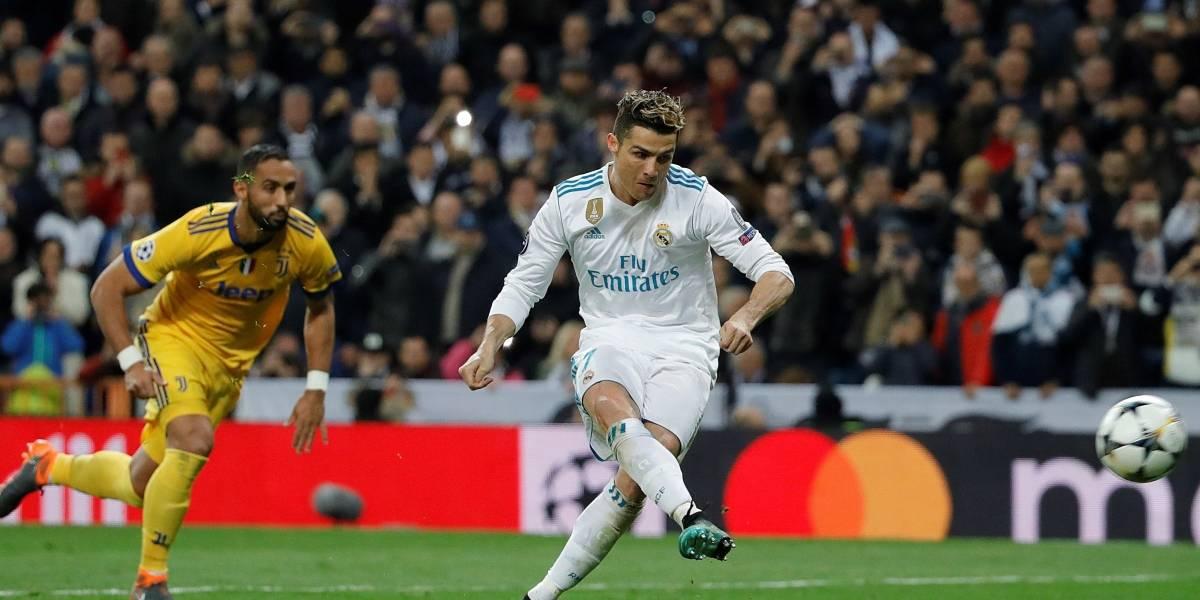 Escandaloso penal da victoria al Real Madrid