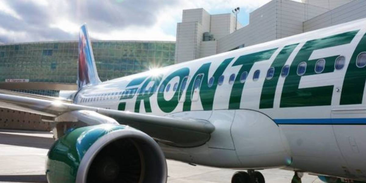 Frontier Airlines inicia nueva ruta desde P.R.