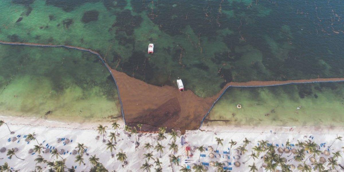 Punta Cana sucumbe a la pérdida de playa y al afán hotelero