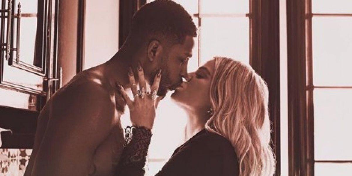 Video confirma infidelidad del novio de Khloé Kardashian