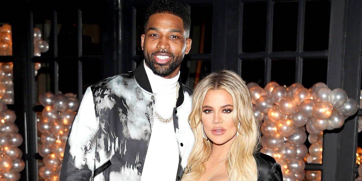 Un video evidencia infidelidad de Tristan Thompson durante embarazo de Khloé Kardashian