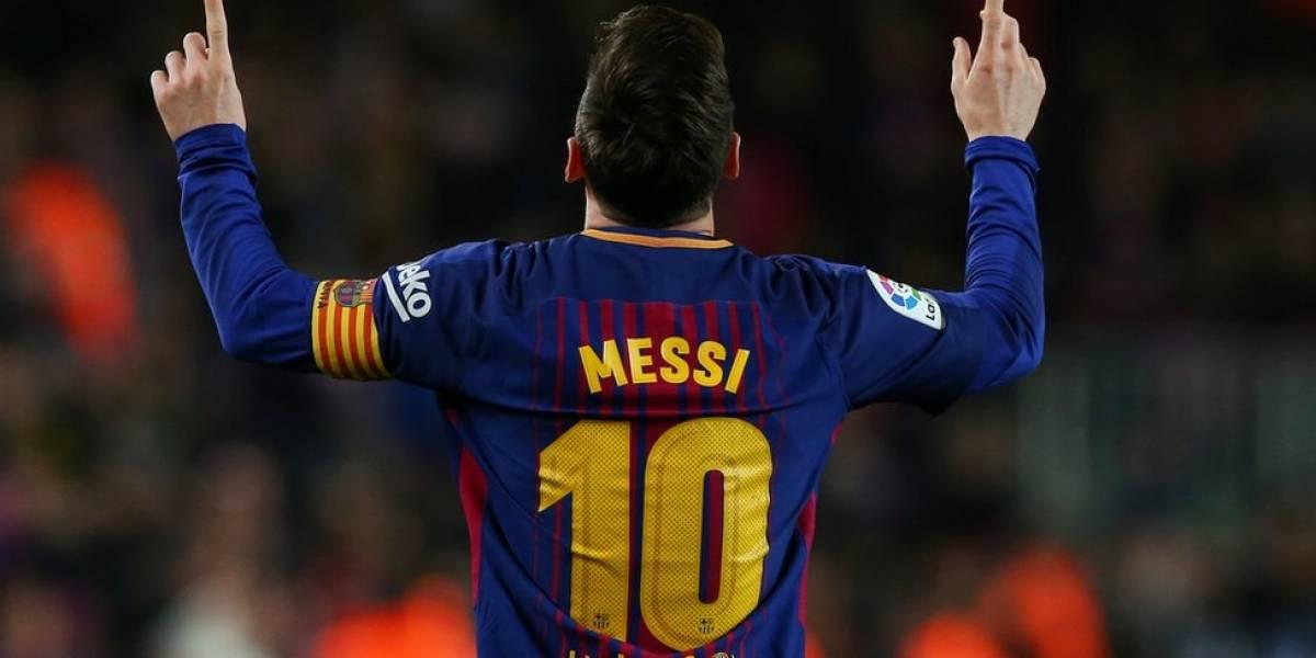 Pesquisa mostra como a terra treme quando o Barcelona faz um gol em seu estádio