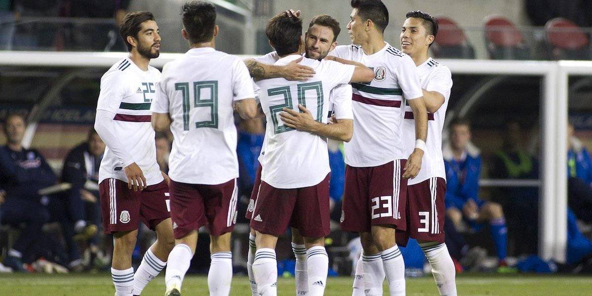 Selección de México sube dos peldaños en el Ranking de la FIFA