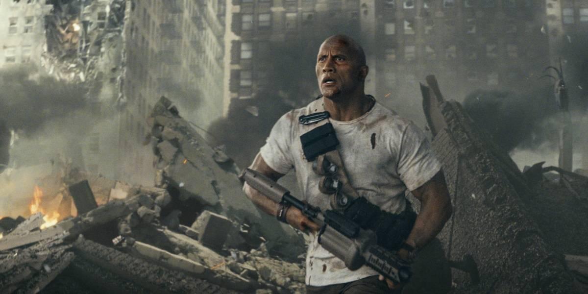 Rampage: game de destruição vira filme-catástrofe estrelado por Dwayne Johnson