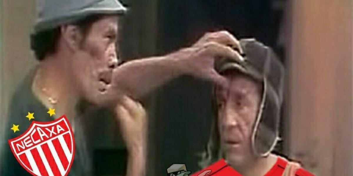 Le llueven memes al Toluca tras el autogol que le dio el título de Copa a Necaxa