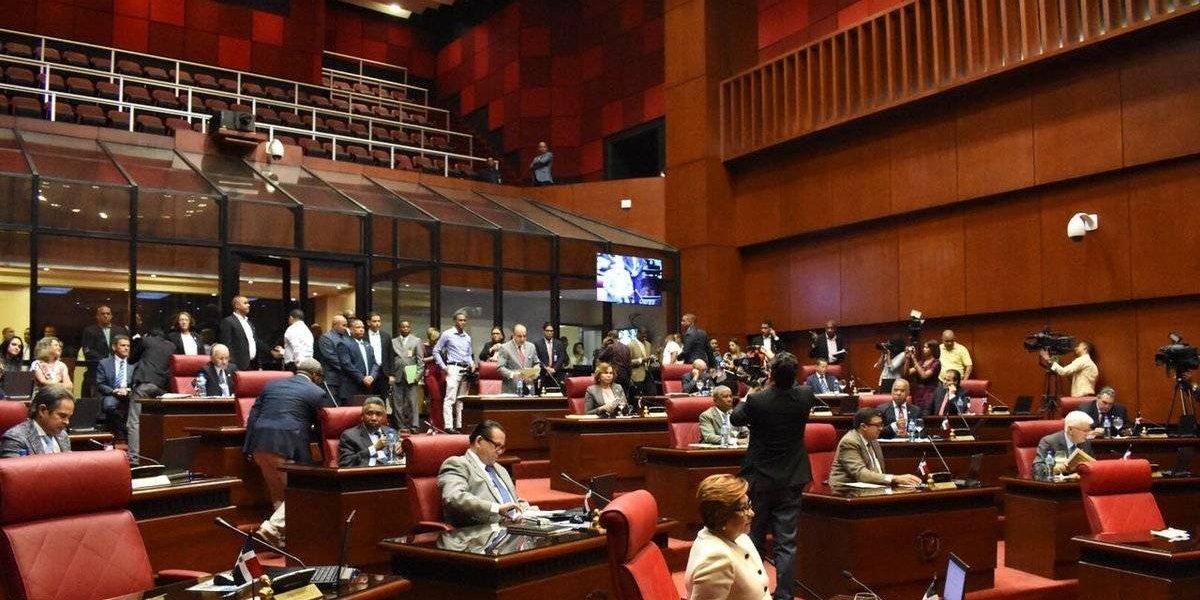 Senado aprueba proyecto de ley de partidos con primarias abiertas