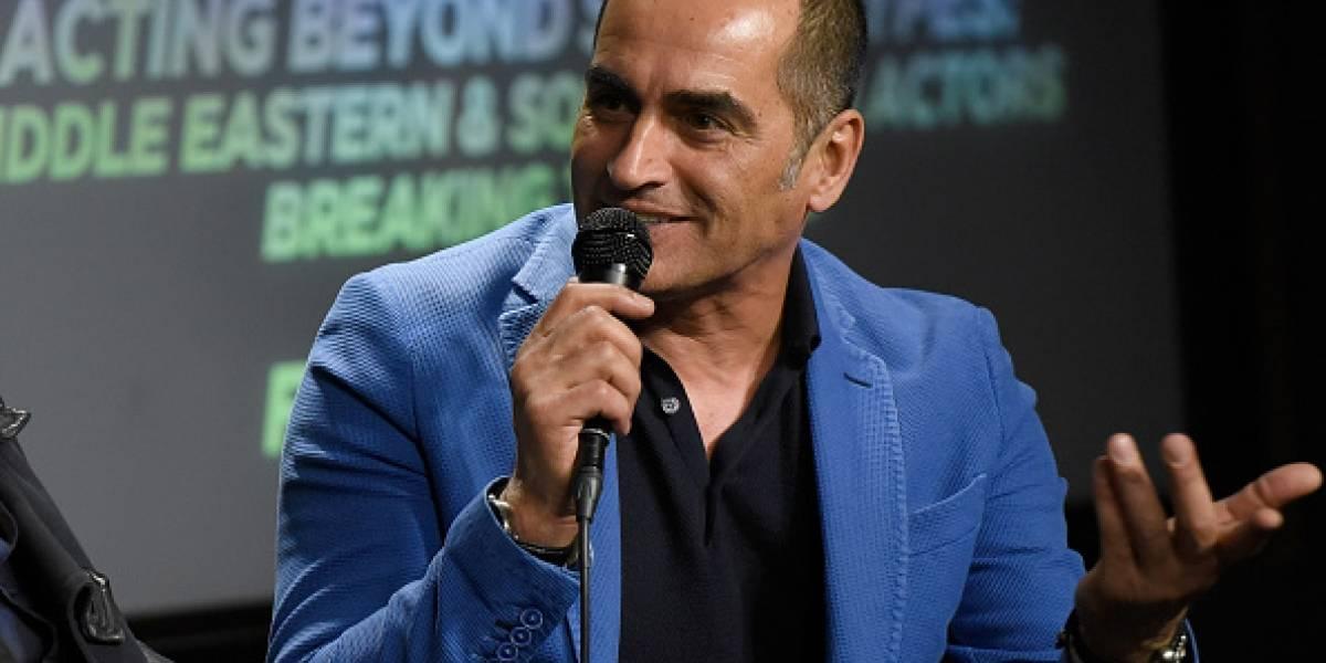 """Navid Negahban habla sobre sus papeles reales en """"Legion"""" y en """"Aladdin"""""""