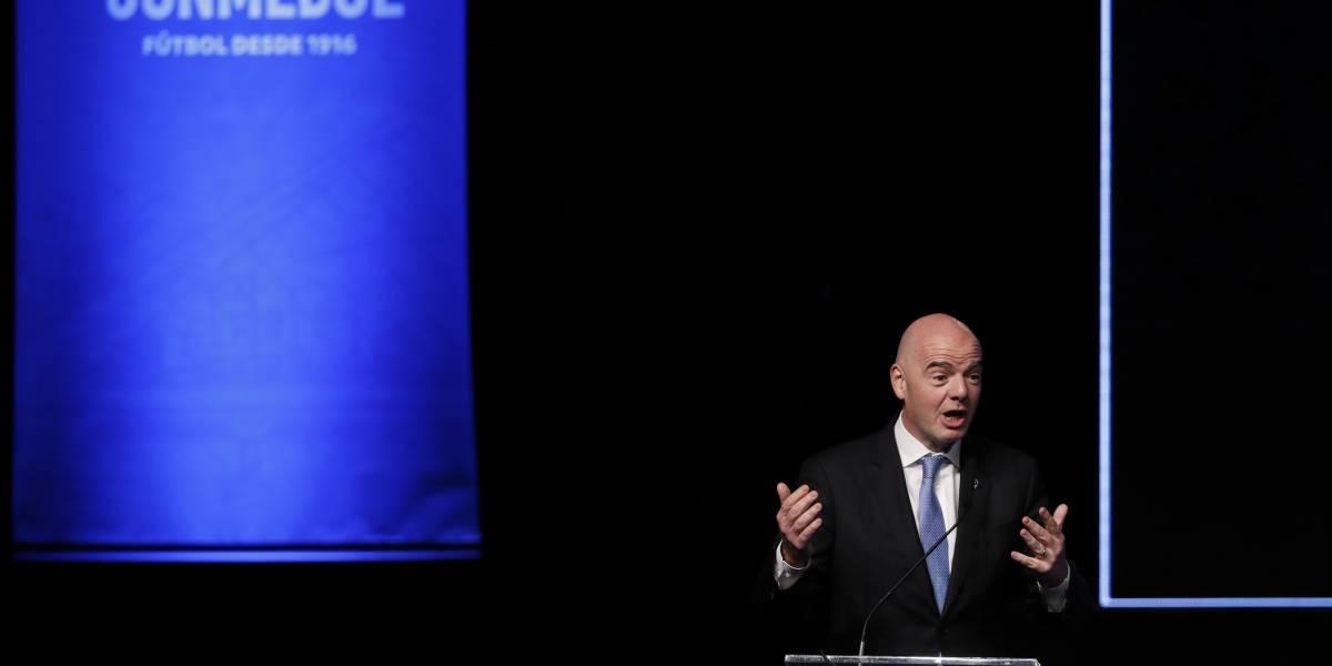 Conmebol realizó insólito pedido a la Fifa para el Mundial Qatar 2022