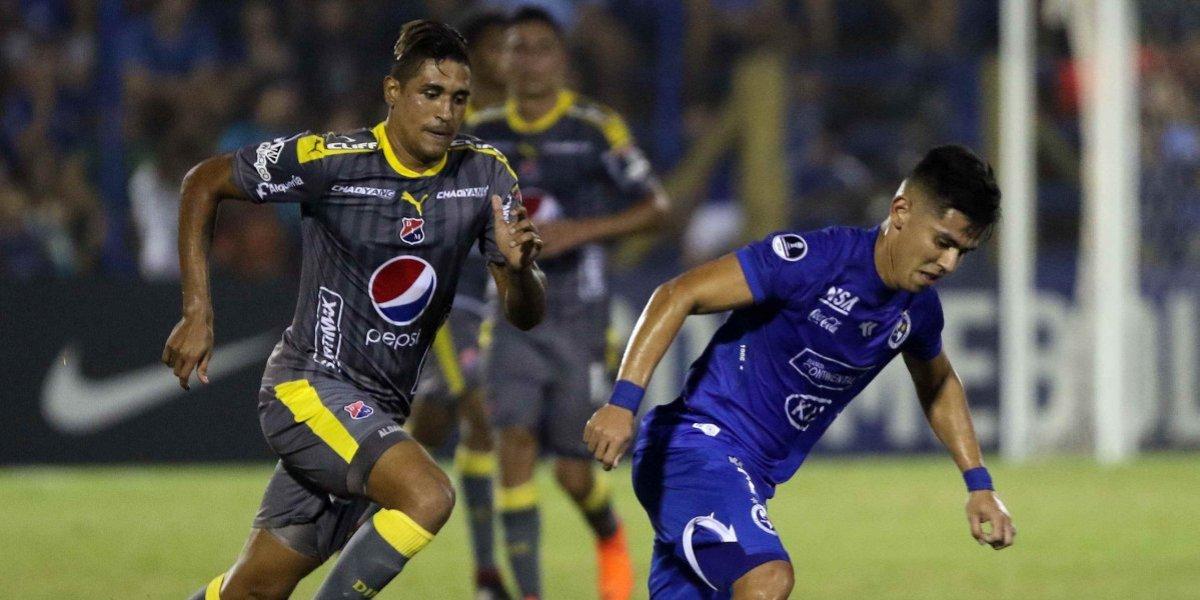Medellín no vio la luz del Sol en Paraguay (2-0)