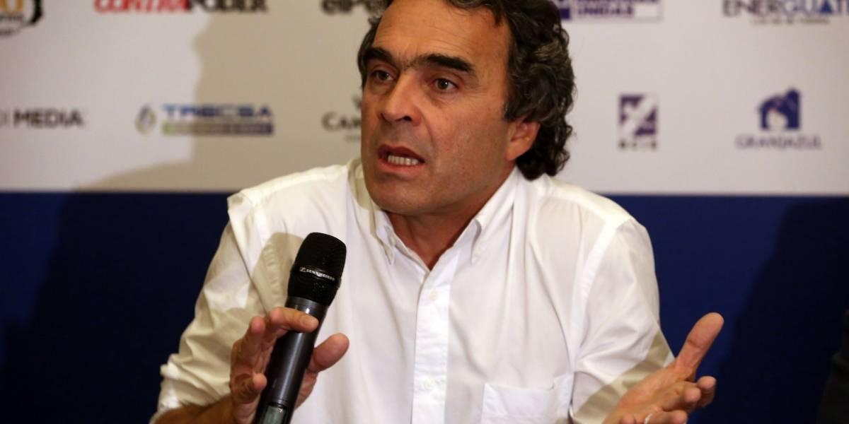 Confirmado: Sergio Fajardo volverá a ser candidato a la Presidencia en 2022