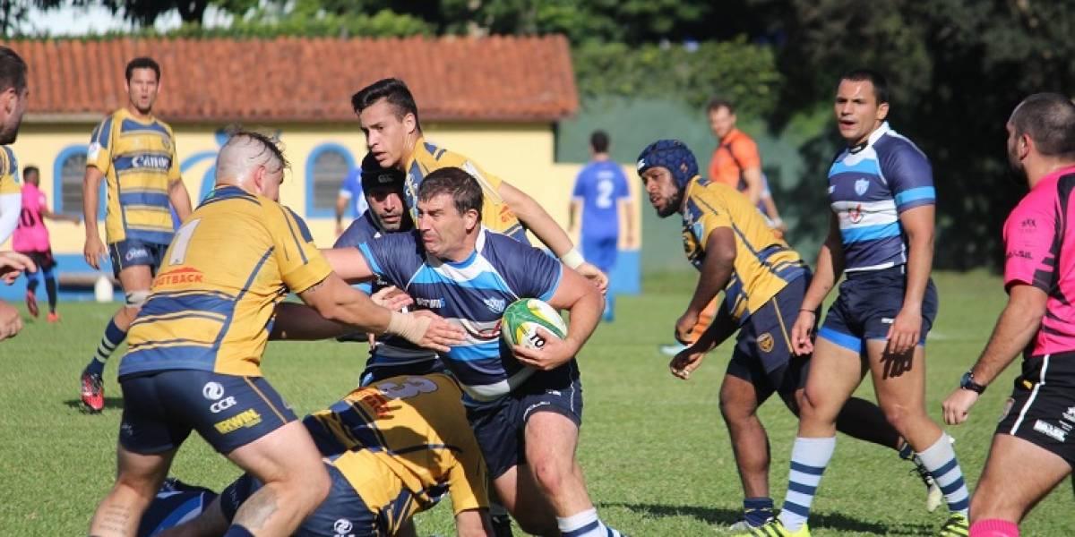 Capital paulista recebe dois jogos pelo Paulista A de rugby