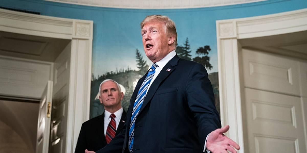 Trump prioriza respuesta por Siria a Cumbre de las Américas