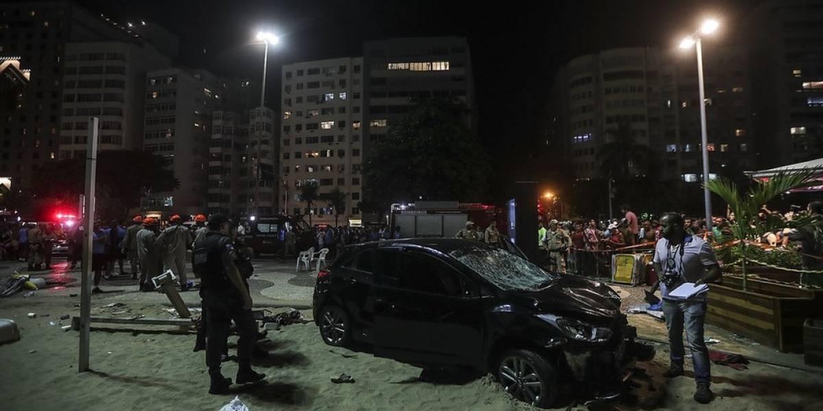 Como atropelamento em Copacabana revelou australiano condenado por pedofilia foragido há 20 anos no Brasil