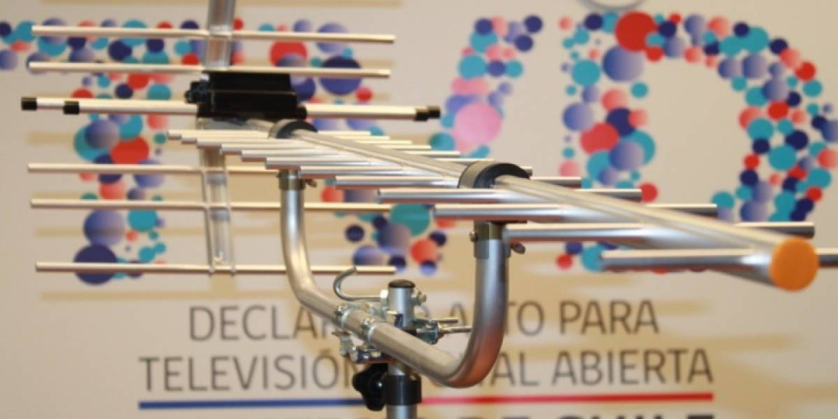 TV Digital: Chile está tremendamente atrasado y el gobierno busca respuestas