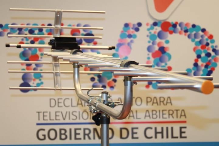 Gobierno de Chile posterga en 4 años el apagón digital de TV realizando nuevas exigencias a los canales nacionales