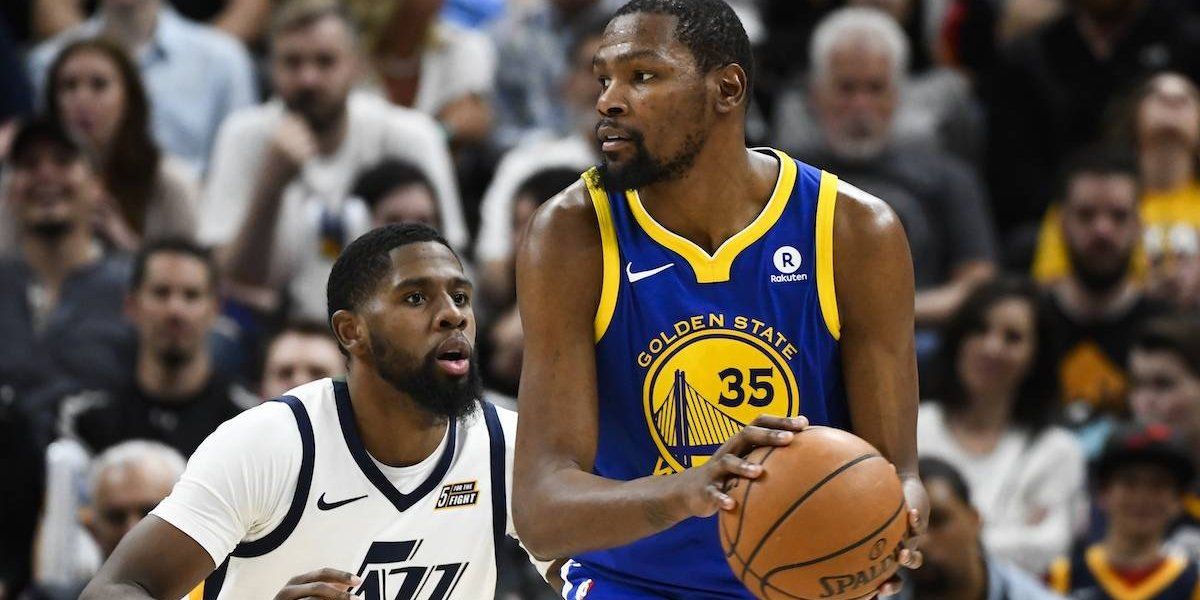 Campeón defensor Warriors enfrentará a Spurs en playoffs NBA
