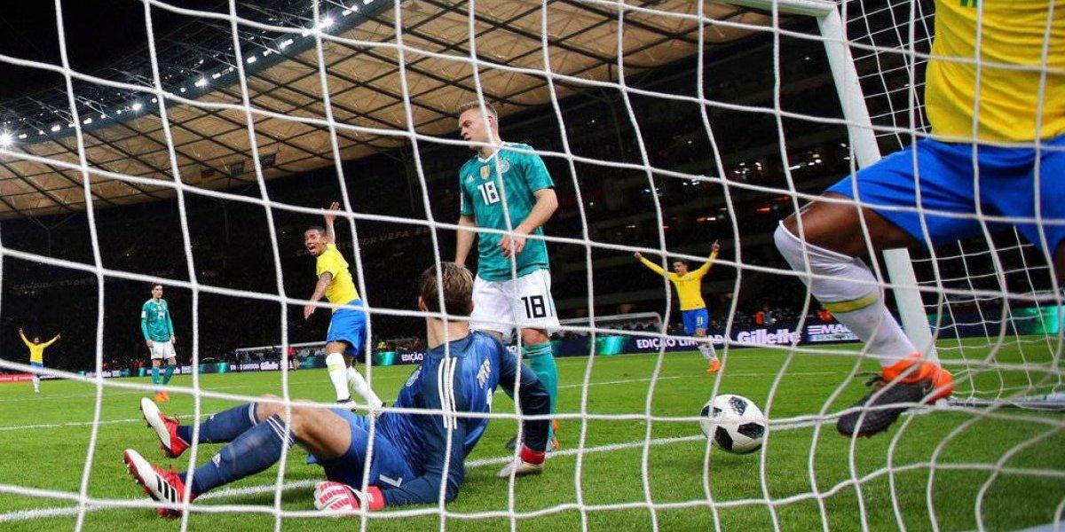 Alemania lidera ranking FIFA