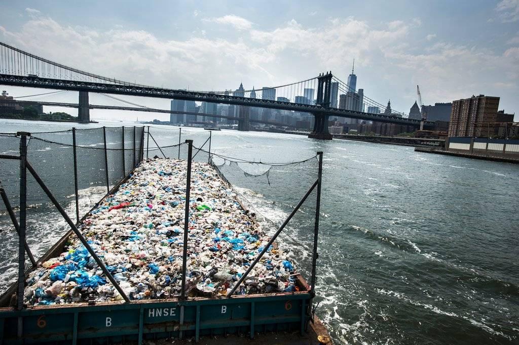 """Wasteland"" de Kadir van Lohuizen, ganadora en categoría Environment stories. Kadir van Lohuizen, Noor images, World Press Photo via AP"