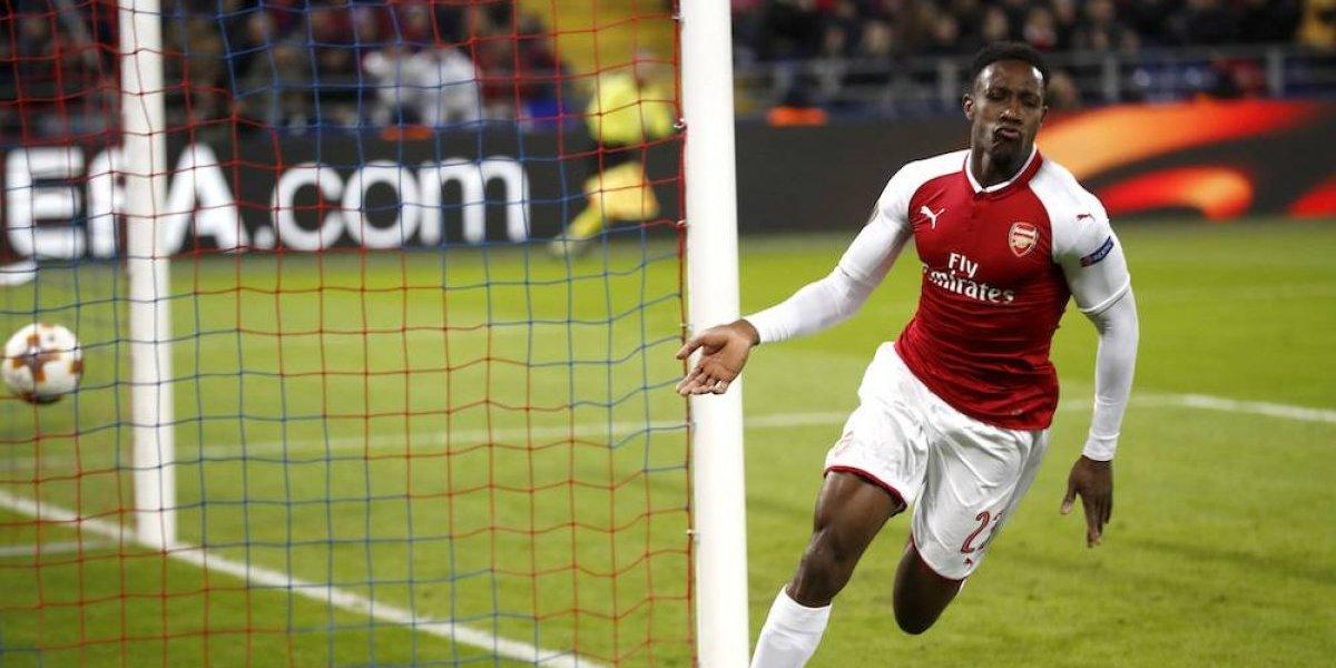 Arsenal sufre para seguir con vida en la Europa League