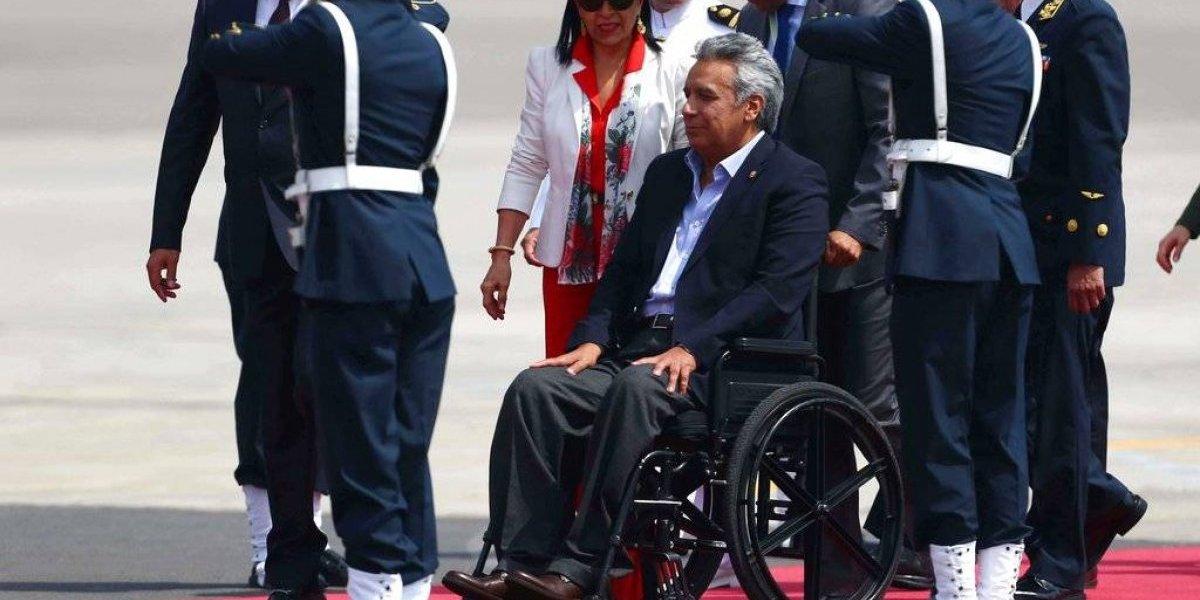 Presidente Moreno regresó a Ecuador tras secuestro de un equipo periodístico a manos de disidentes de las FARC