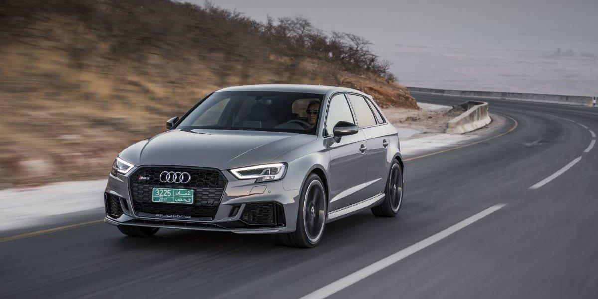 Audi Sport suma más poder con tres nuevos modelos