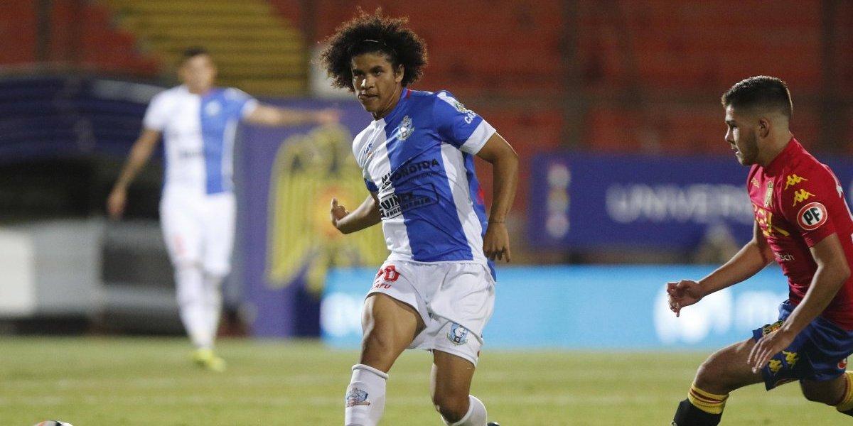 Antofagasta se la juega y extiende el contrato de figura venezolana por los próximos cuatro años