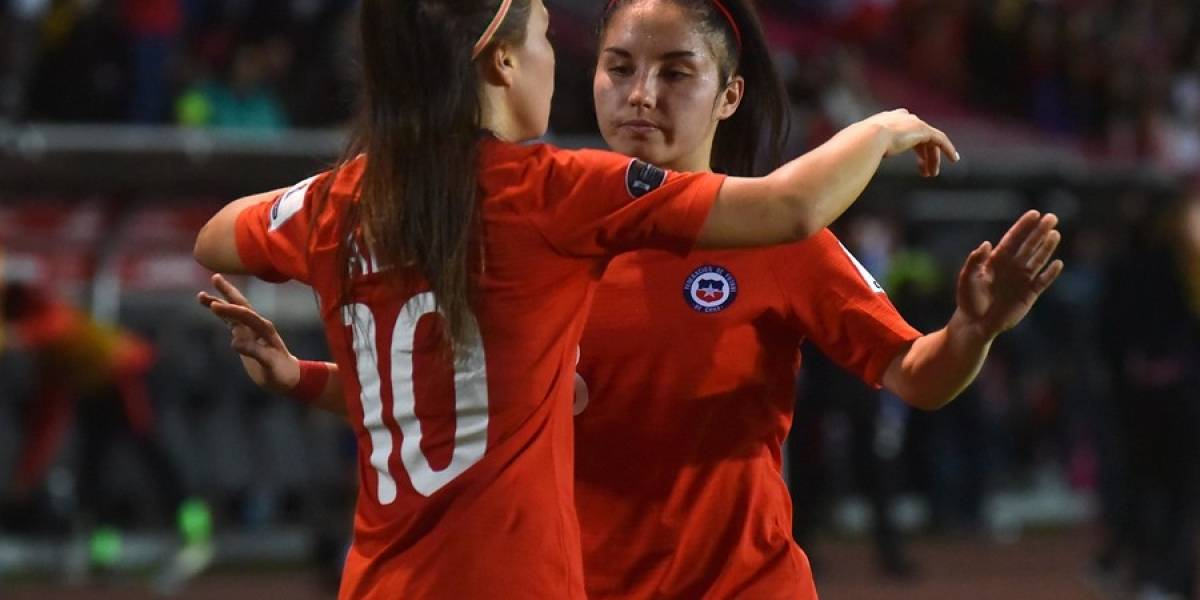Así vivimos la tremenda goleada de la Roja en la Copa América femenina