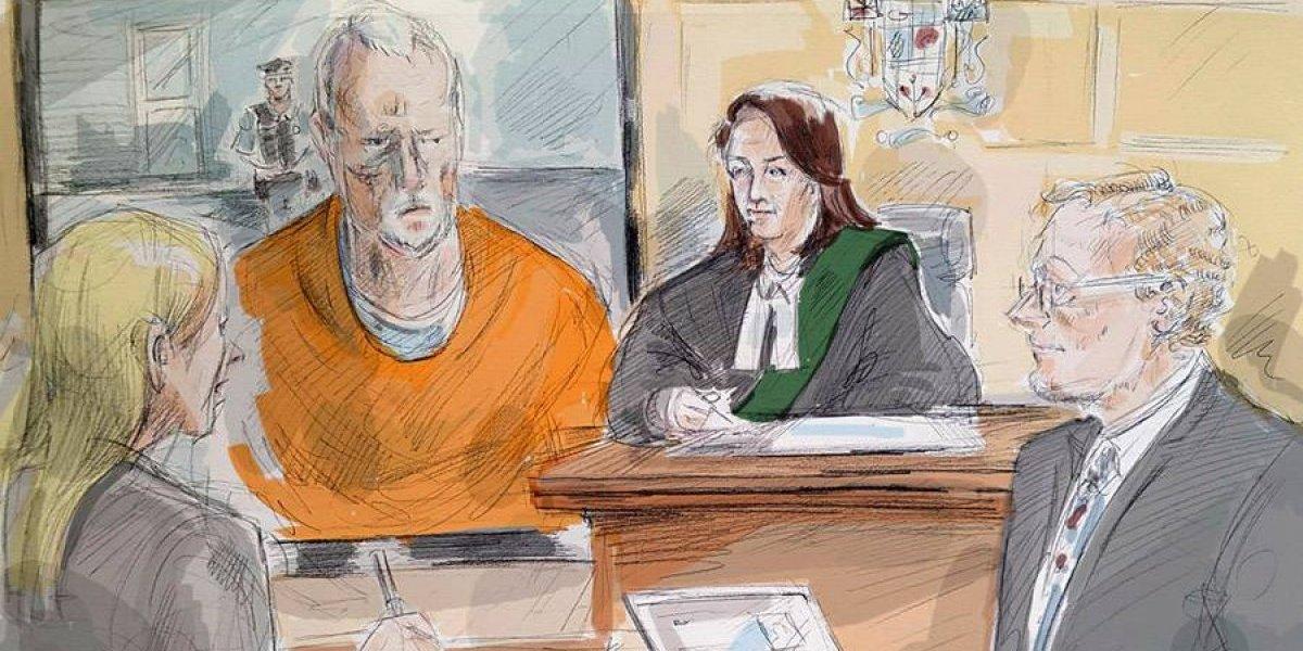 Asesino serial de homosexuales inculpado por nuevo crimen en Canadá