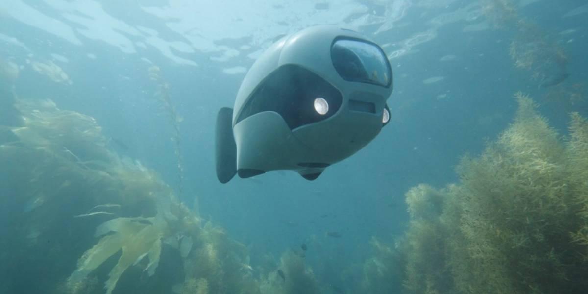5 drones que buscan conquistar los mares