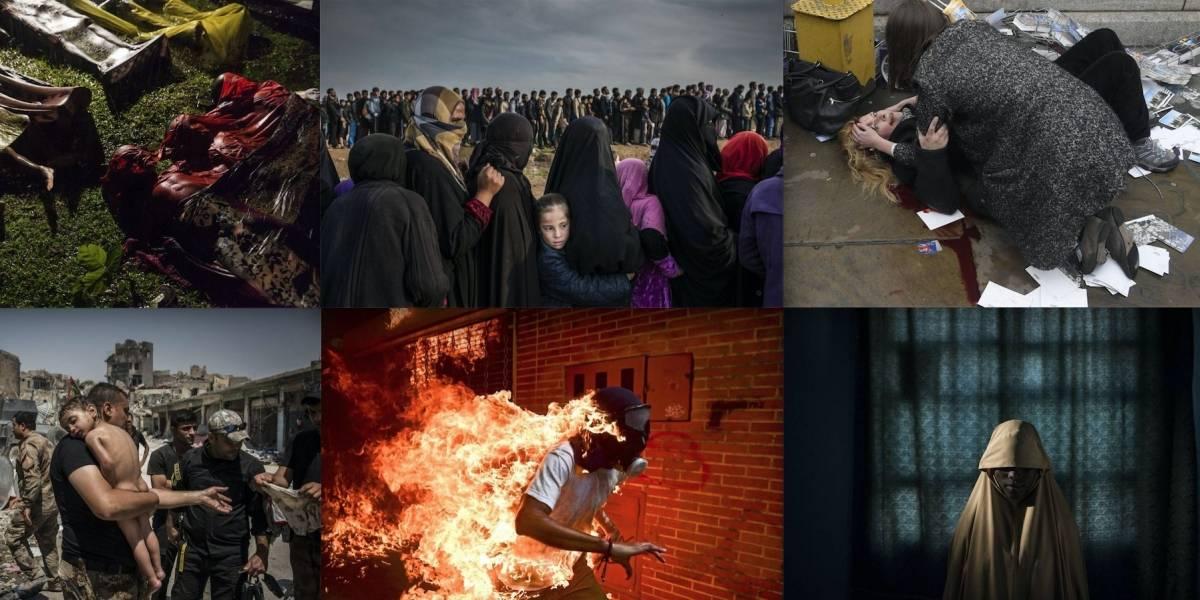 World Press Photo 2018: estas son las imágenes nominadas a la fotografía del año