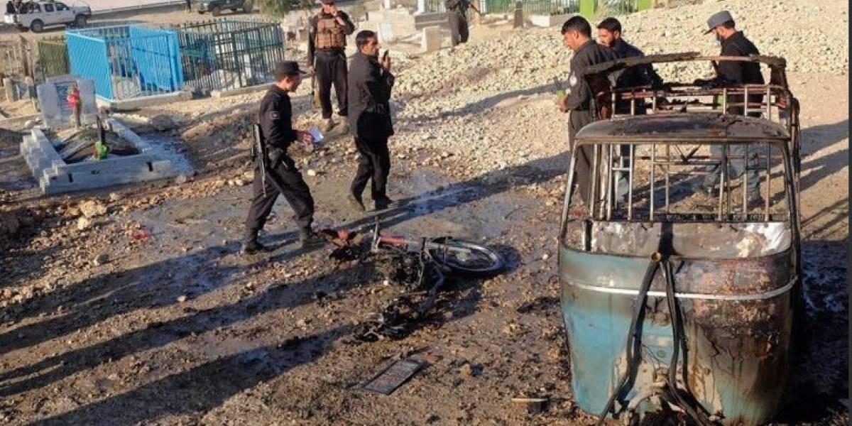 Al menos 16 muertos en atentado durante funeral de combatientes anti-EI en Irak