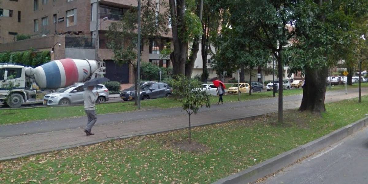 """Habitantes de Chicó denuncian nuevo """"arboricidio"""" que planea Peñalosa"""