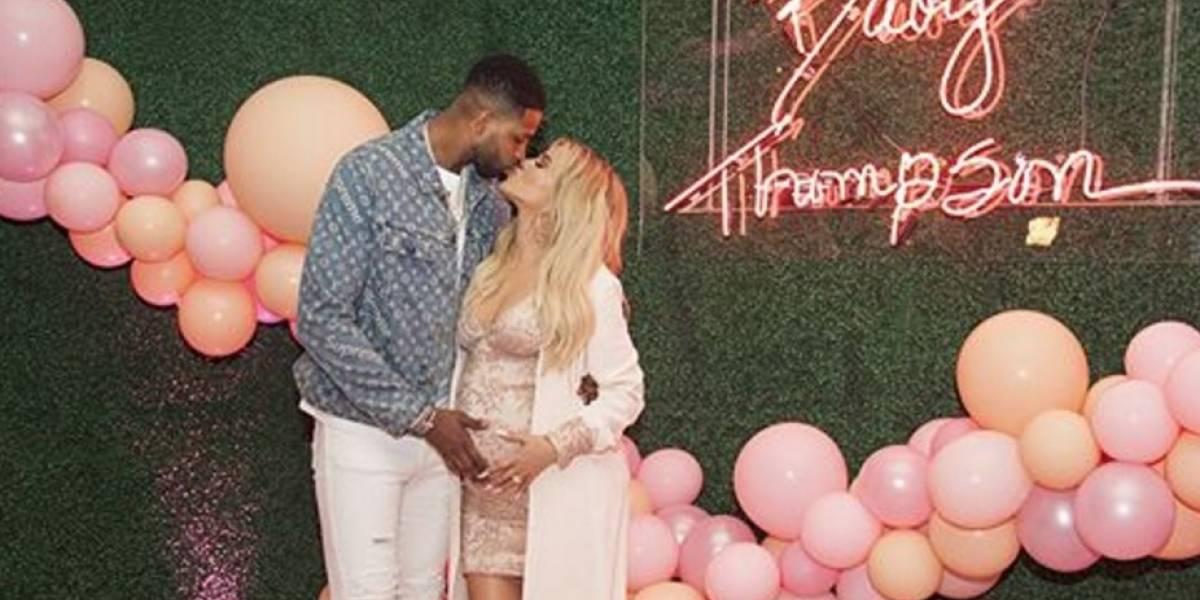En medio de rumores de infidelidad nace la hija de Khloe Kardashian