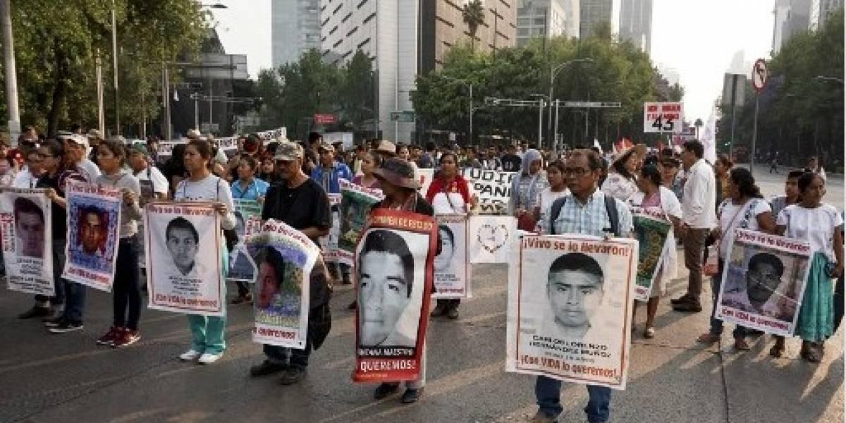 ONU llama a México a castigar violaciones a DDHH en investigación de 43 estudiantes