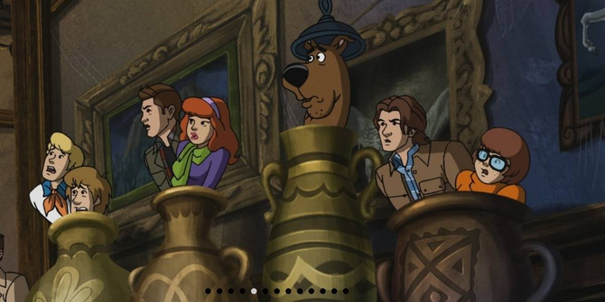 'Supernatural y Scooby-Doo': reunidos en un episodio especial en Warner Channel