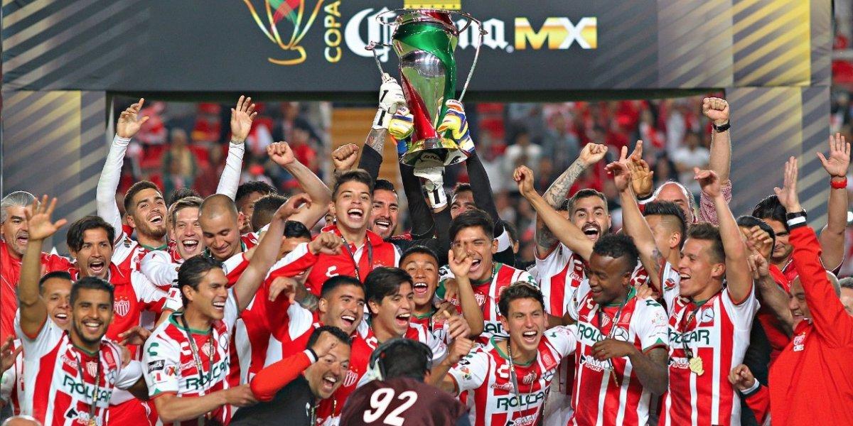 Fernández no se pudo recuperar y se perderá final de Copa México
